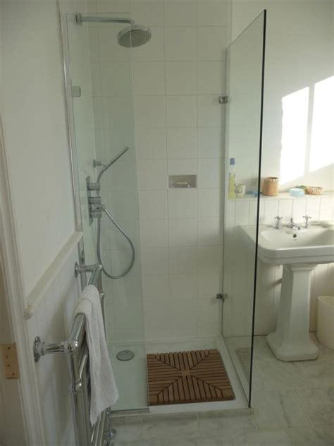 Bathroom Gorgeous Small White Small Bathroom With Shower Shower Stall Ideas For A Small Bathroom