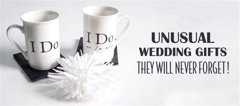 Top 10 Fun and Unusual Wedding Gifts   Wedding Gift Ideas