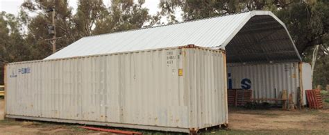 Gambrel Roof Barn Plans by Podroof Shipping Container Roof Kits