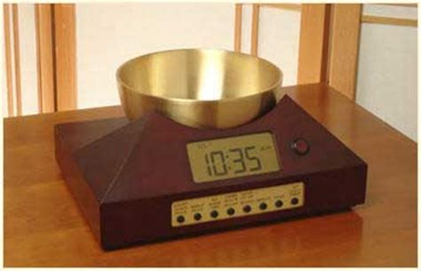 zen alarm clocks momentum