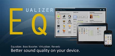 Harga Equalizer Bass aplikasi equalizer terbaik untuk ponsel android