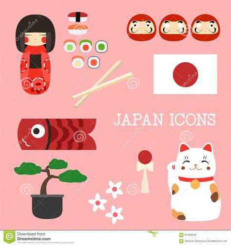 flat icon design japan kendama cartoons illustrations vector stock images 11