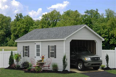 prefab garage packages  sheds unlimited  lancaster