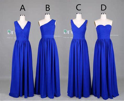 Royal Blue Bridesmaid Dress by Best 25 Royal Blue Bridesmaids Ideas On Royal