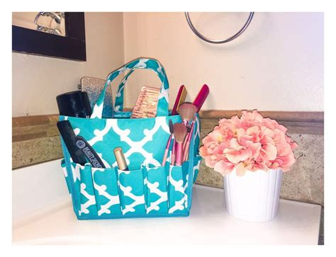 Up And Tote makeup organizer tote tote bag and
