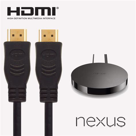 Kabel Hdmi To Hdmi Jaring 25 Meter Gold Plate nexus player hdmi to hdmi tv 2m gold lead wire cord cable dorothy s home