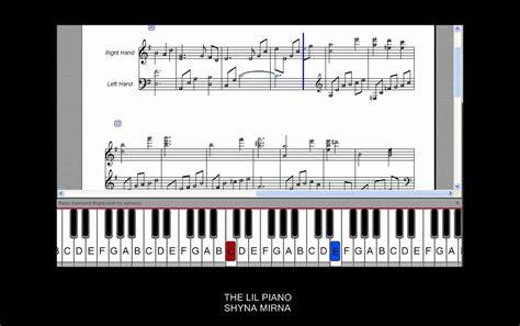 tutorial piano final fantasy final fantasy to zanarkand piano tuto slow speed youtube