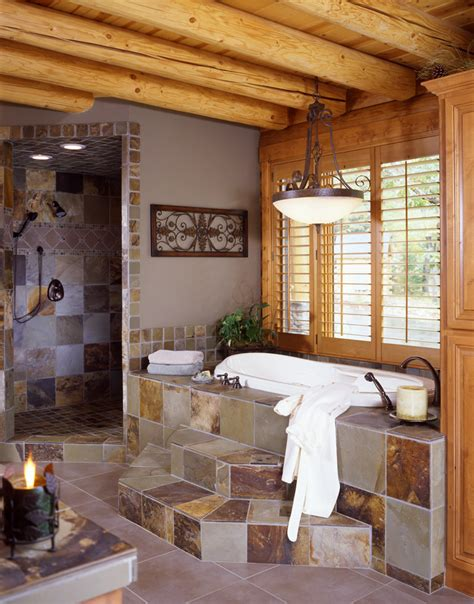 Log Cabin Bathroom Ideas by Log Cabin Bathroom Ideas Bathrooms Offices A Two