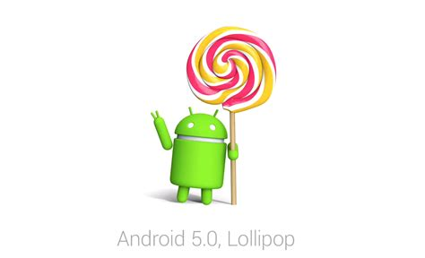 android 5 0 lollipop hits aosp - Android Lollipop