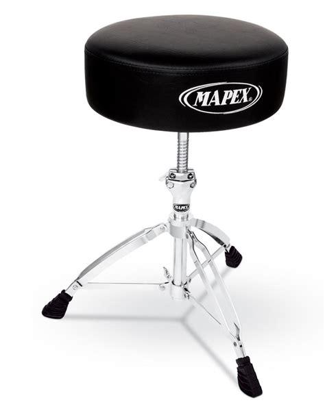 Mapex Drum Stool mapex t750a drum stool throne threaded shaft rockem