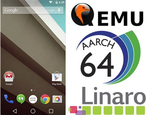 qemu android how to build and run android l 64 bit arm in qemu