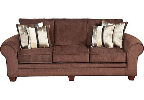 jersey chocolate sofa 500 rooms to go for the home