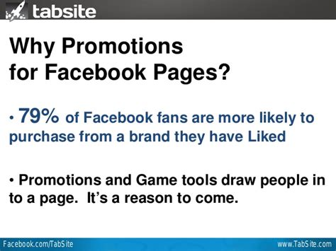 How To Run A Sweepstakes On Facebook - how to run a successful sweepstakes on facebook a tabsite ebook