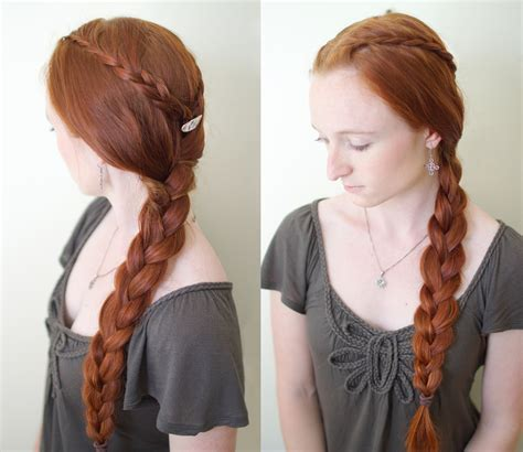 Hairstyle Of Thrones by Silvousplaits Hairstyling Sansa S Braids In Of