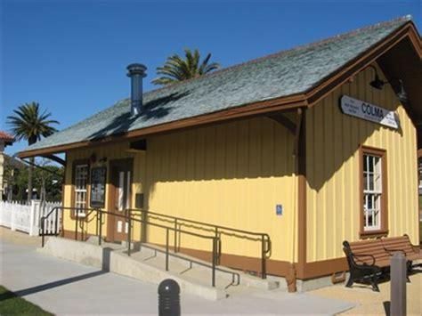 colma depot colma ca stations depots on
