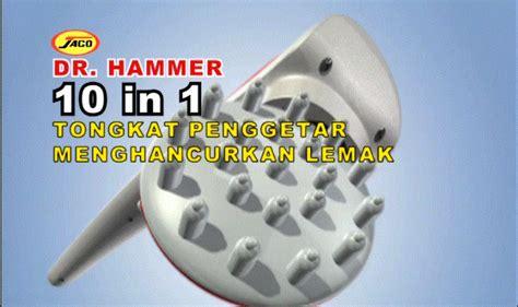 Jaco Dr Hammer Alat Pijat Elektrik alat pijat leher jaco pijat koo