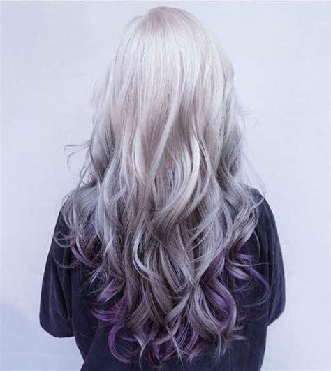brunette hair gray riots best 25 blue purple hair ideas on pinterest crazy
