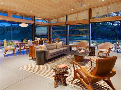 Ranch Style Home Interior D 233 Cor Do Dia Sala De Fazenda Moderna Casa Vogue