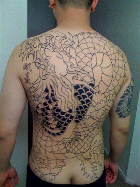 tattoo dragon full back eric choi s dragon full back tattoo 4