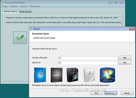 software untuk membuat bootable usb installer windows xp cara install ulang windows xp sp3 menggunakan flash disk