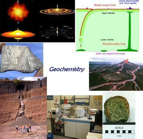 geochemistry • department of earth sciences