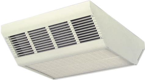 in ceiling heater qmark type cdf commercial downflow ceiling mounted heaters