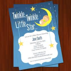 items similar to twinkle twinkle baby shower invitation set of 100 on etsy