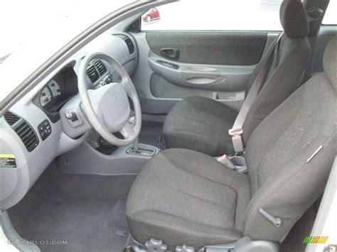 Hyundai Accent 2000 Interior by 2004 Hyundai Accent Gt Coupe Interior Photo 39995196