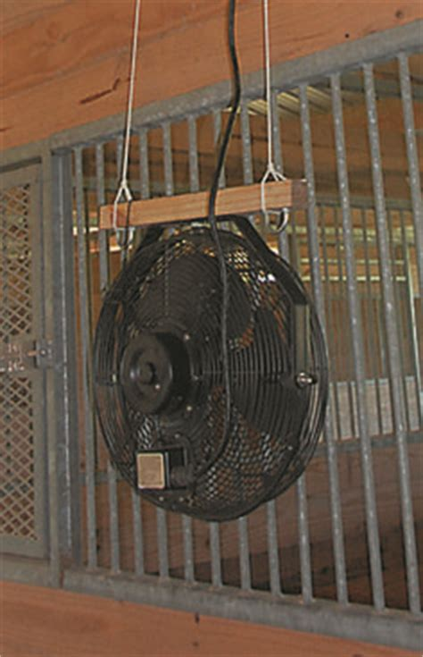 best stall fans barns on stalls barns and stables