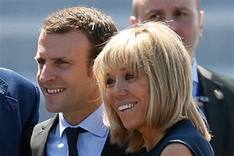 emmanuel macron kone who is brigitte macron french politician s wife used to