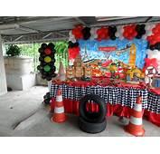 Doce Encanto Festa Rel&226mpago Mcqueen  Decora&231&227o De