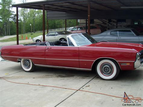 Chrysler 300 Convertible by 1969 Chrysler 300 Series Convertible