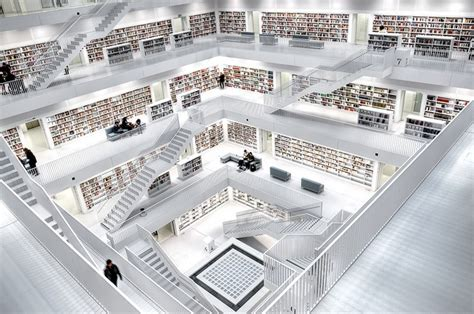 stuttgart library 20 most magnificent places to read books