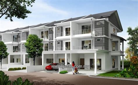Double Front Porch House Plans Penang Property Malaysia Real Estate Condo Apartment 6851
