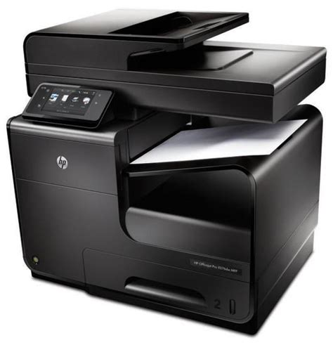 Printer Hp Officejet Pro X576dw hp officejet pro x576dw multifunction printer slide 4 slideshow from pcmag
