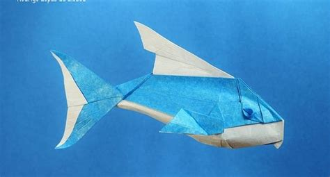 Origami Tropical Fish - 17 of 2017 s best origami fish ideas on