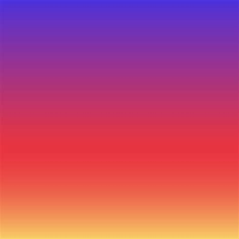 instagram color colorful instagram inspired vector smooth gradient
