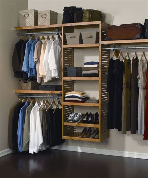 Diy Closet Organization Systems by 25 Best Ideas About Small Wardrobe On Small