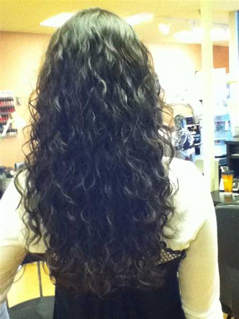 loose curl perm long hair loose curl perm long hair hairstylegalleries com