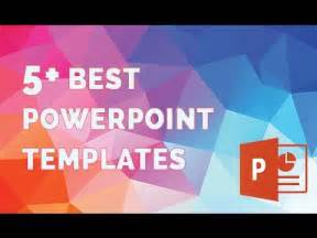 The Best Templates by Best Powerpoint Templates The 5 Best Presentation