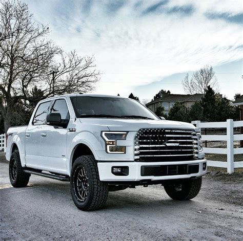 ford truck grilles ford hyped patriotic grille deserves a salute ford