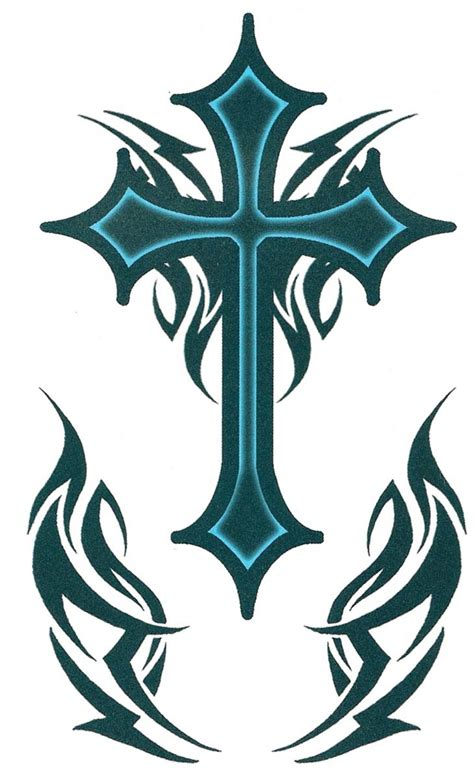 tribal celtic cross tattoo designs 25 best cross tattoos designs for echomon
