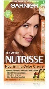strawberry blonde boxed color can anyone recommend a red or dark auburn box dye