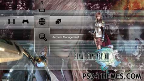 ps3 themes liverpool ps3 themes 187 final fantasy xiii