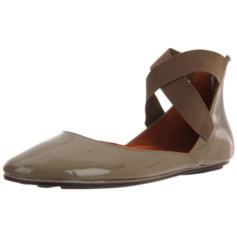 gentle souls shoes gentle souls gentle souls womens bay unique flat in brown