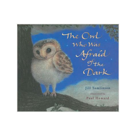libro the owl who was the owl who was afraid of the dark english wooks