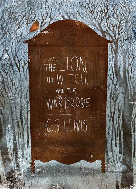 The And The Wardrobe by The The Witch The Wardrobe Kevin Howdeshell Illustration