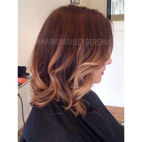 ombre highlights for short bob short hair long bob balayage hair balayage highlights