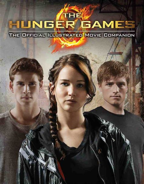 film hunger games the hunger games movie companion bug in a book