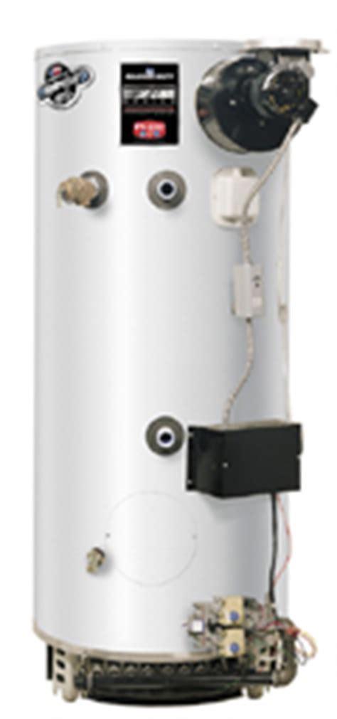 propane gas water heaters bradford white